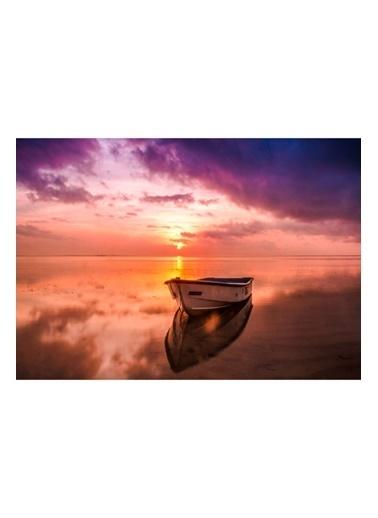 MarkaEv Canvas Günbatımı Tablo 0092 Renkli